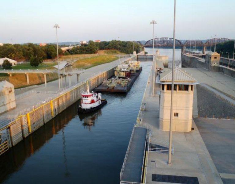 Mcalpine Locks And Dam 2