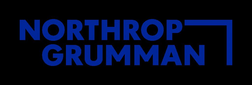 Northrop Grumman Logo Blue On Clear 2020 1